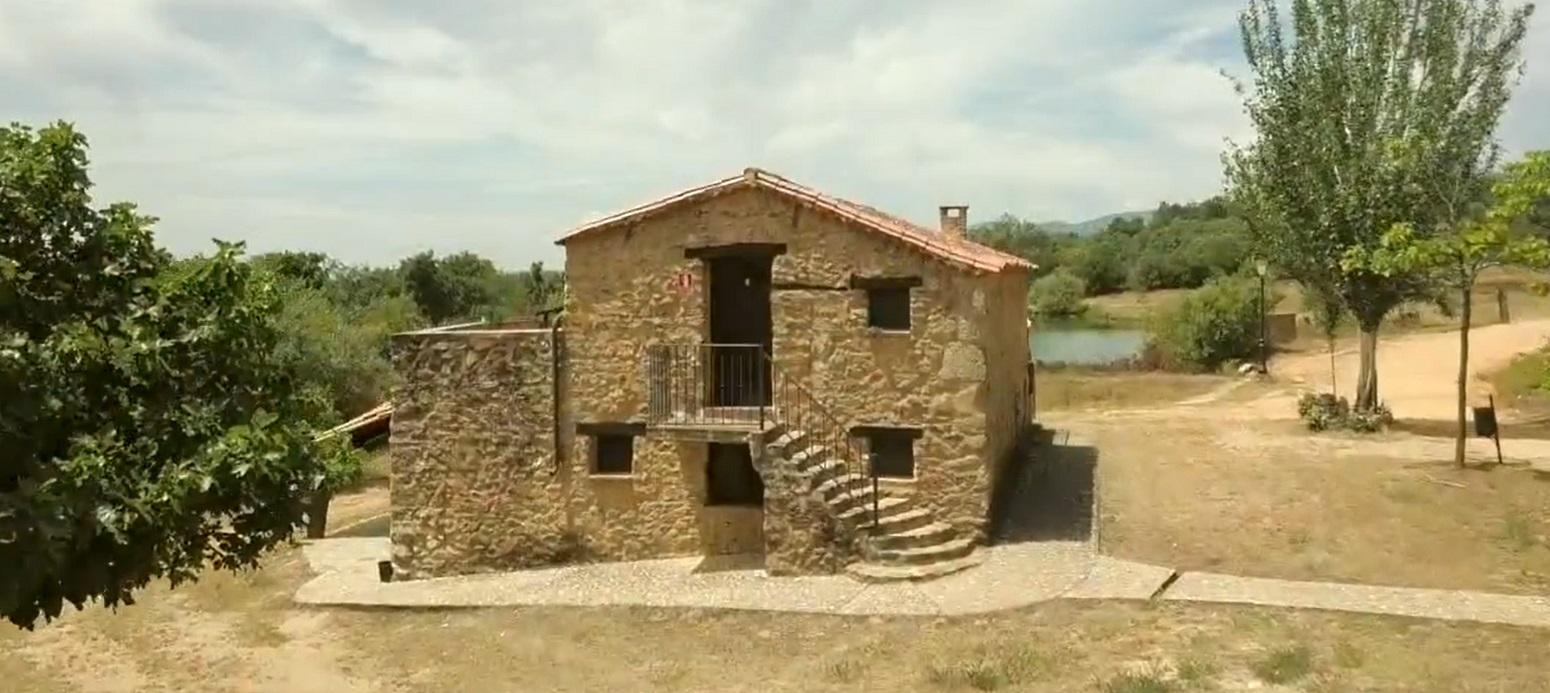 casa rrual yuste