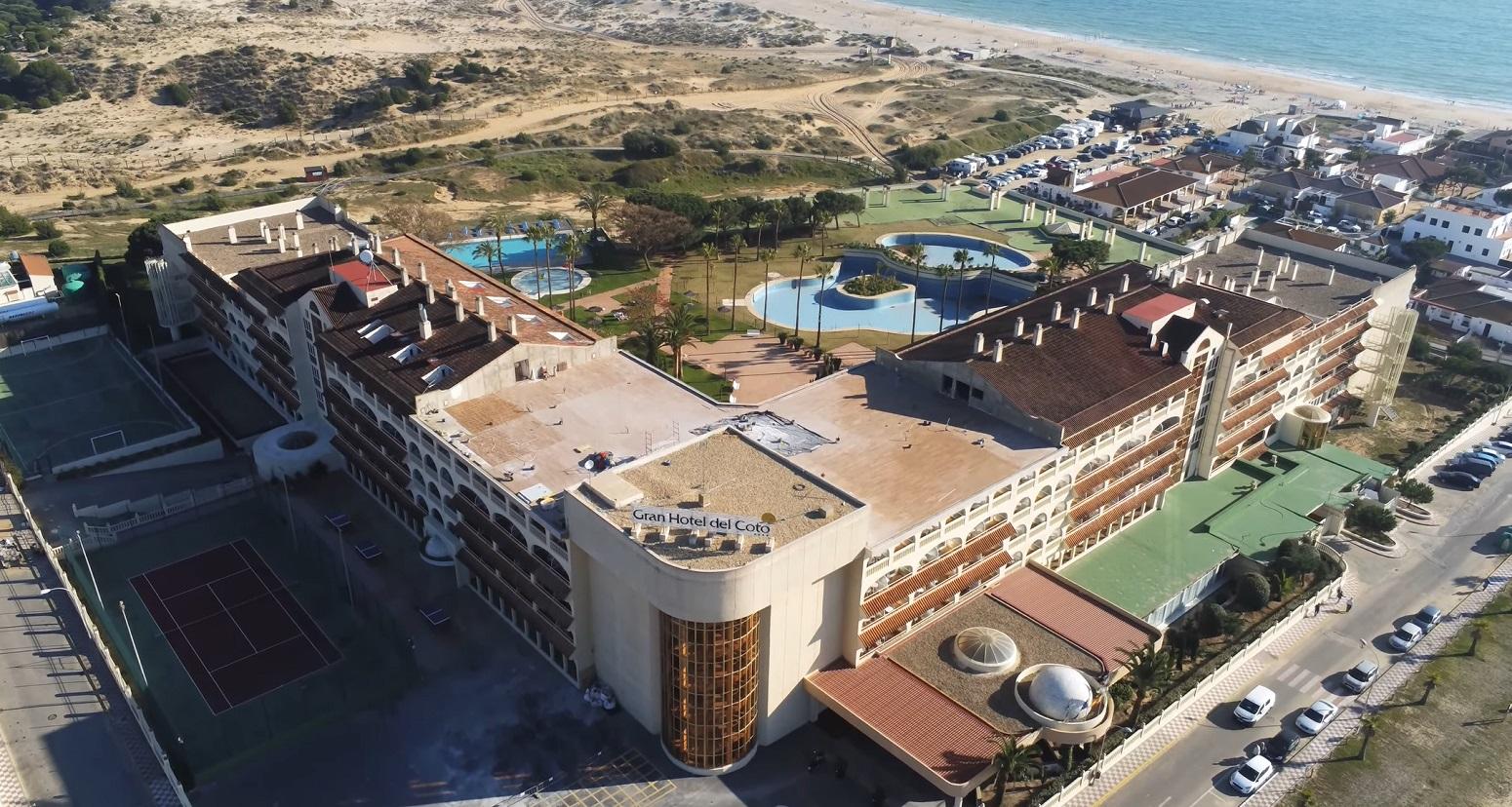 gran hotel el coto doñana