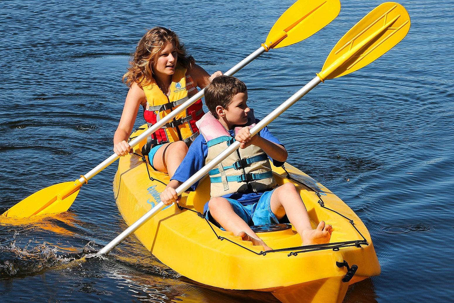 kayaks mar menor