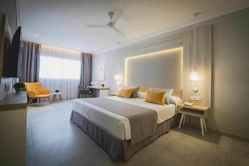 habitación oferta monoparental