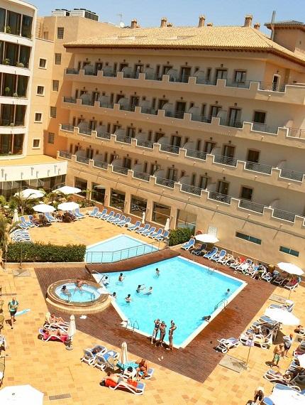 el hotel 4 estrellas costa narejos