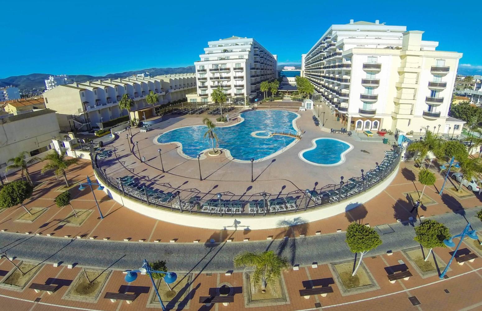 hotel peñiscola plaza suites