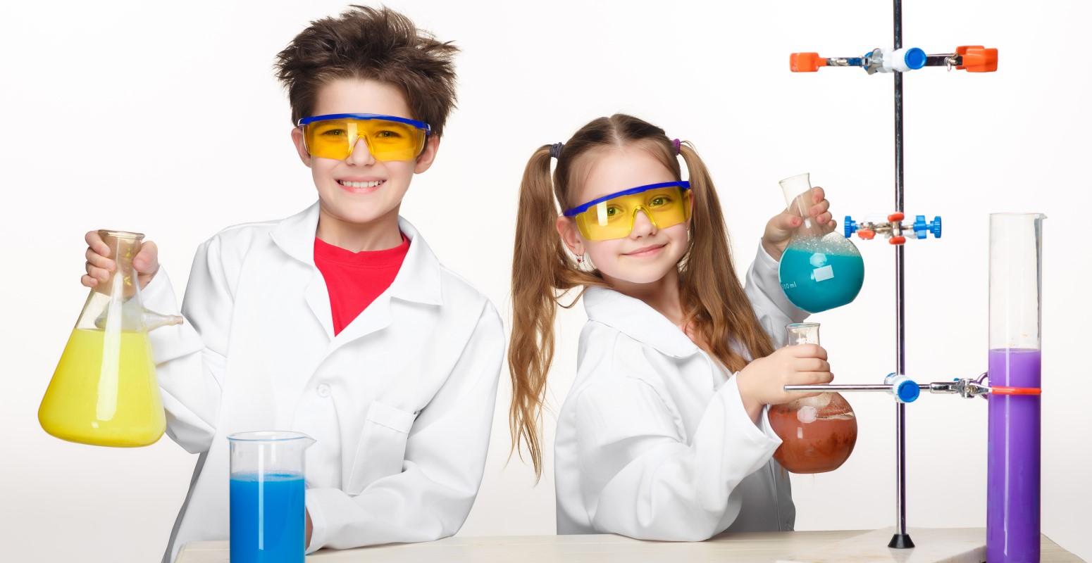 bienvenida cientifico loco