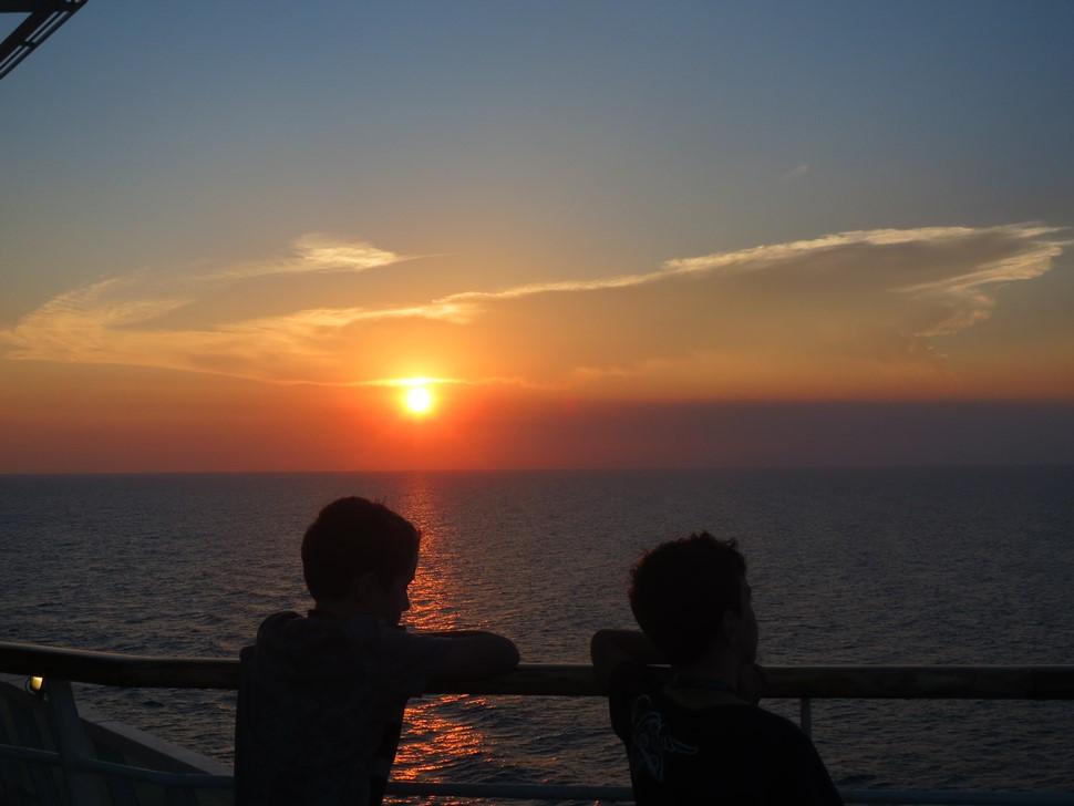Arantza M Crucero Brisas del Mediterráneo Verano 2017 Rumbo a la aventura