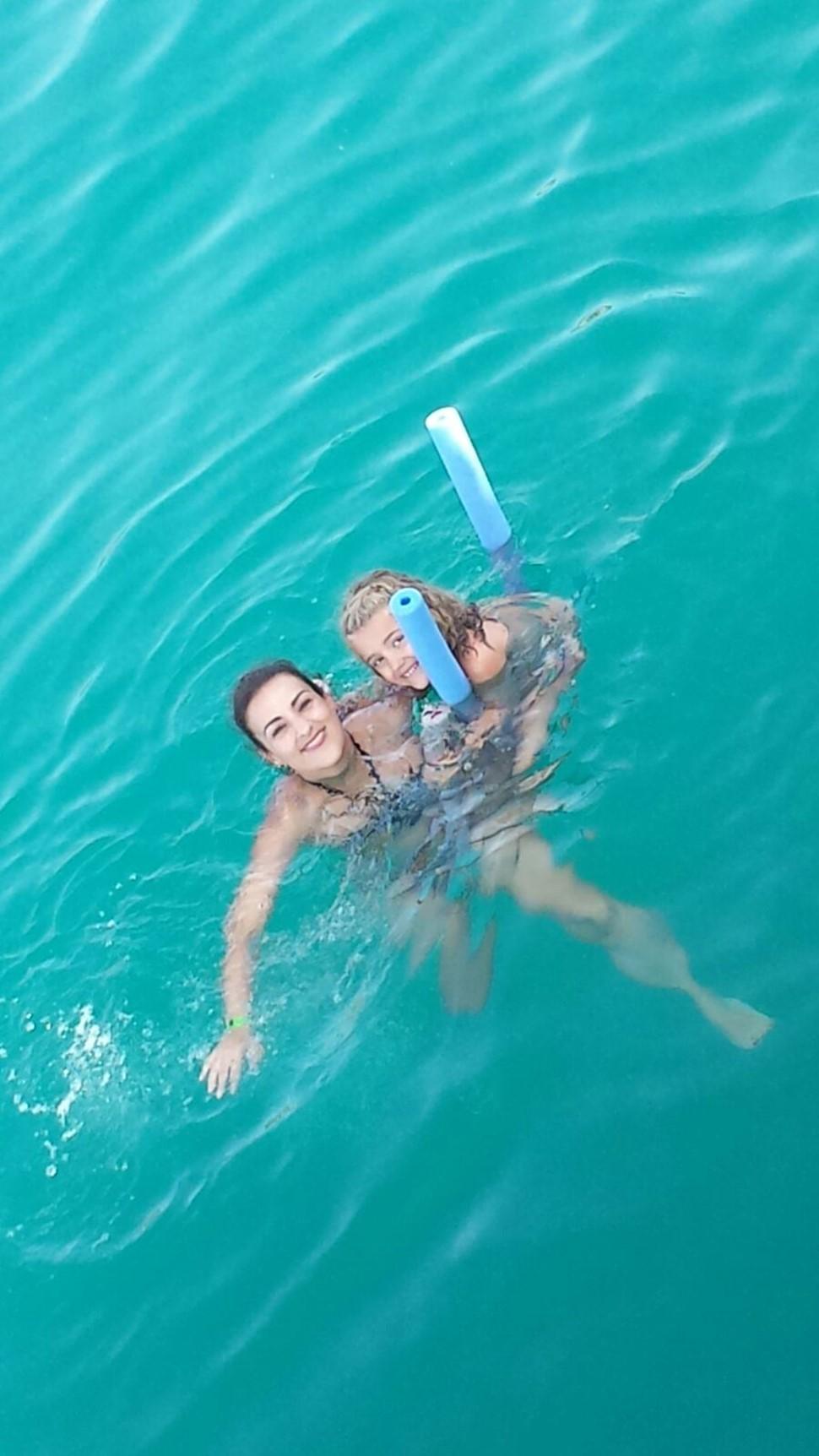 Elena G Costa del Sol VIP En alta mar