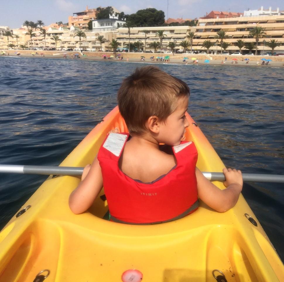 Irene L. New Experiencia 5 estrellas Verano 2017 Relax en Alta Mar