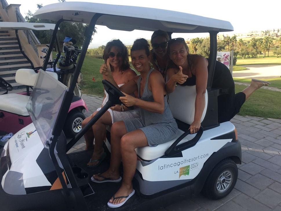 Laura G Finca Summer Edition 2017 Verano 2017 Carrito Golf