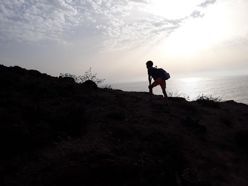 Magdalena B Aventura en Cabo de Gata Un tesoro para los ojos