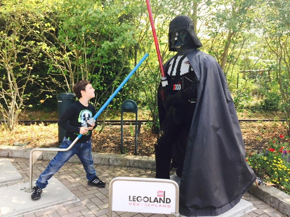 María de la M Legoland y Playmobil Verano 2015