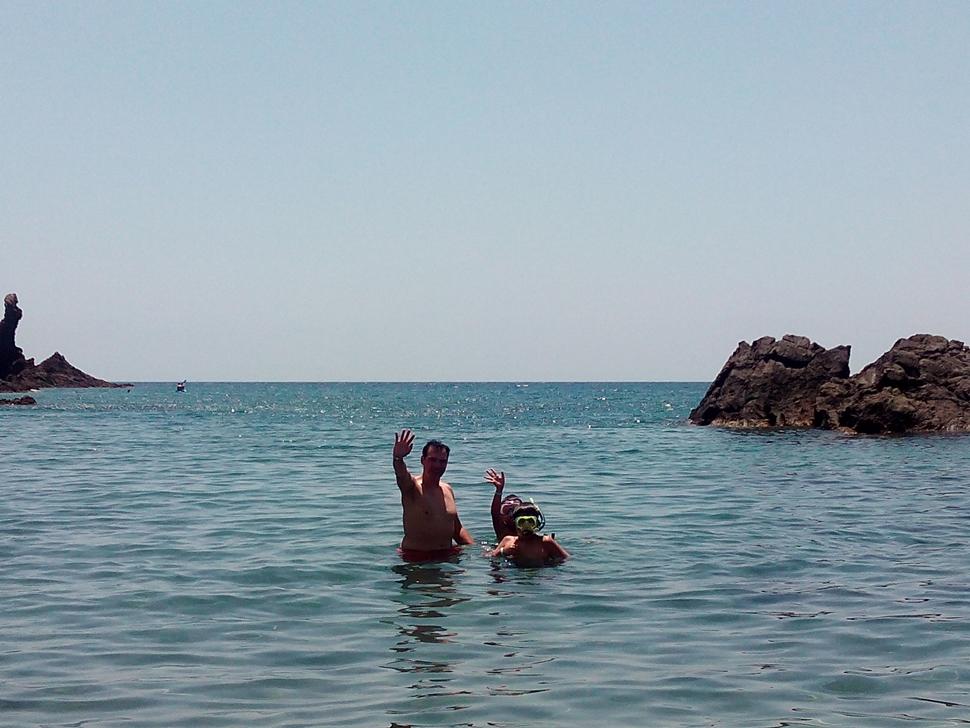 Marife R Cabo de Gata Verano 2015