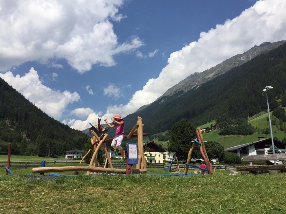 Olga S Tirol en Granjas Verano 2015