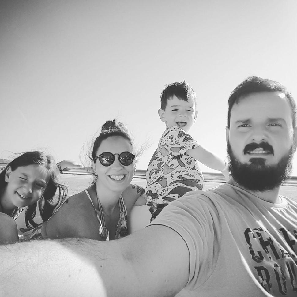 Paloma G Aventura en Cabo de Gata Aprovecha cada minuto