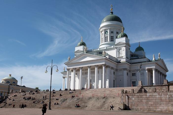 helsinki catedral baltico