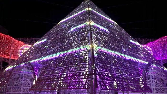 torre pirámide torrejon
