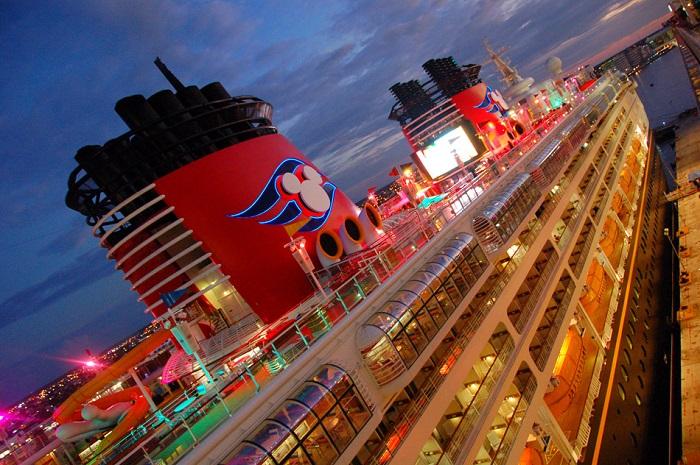 viajes para familias monoparentales crucero disney magic