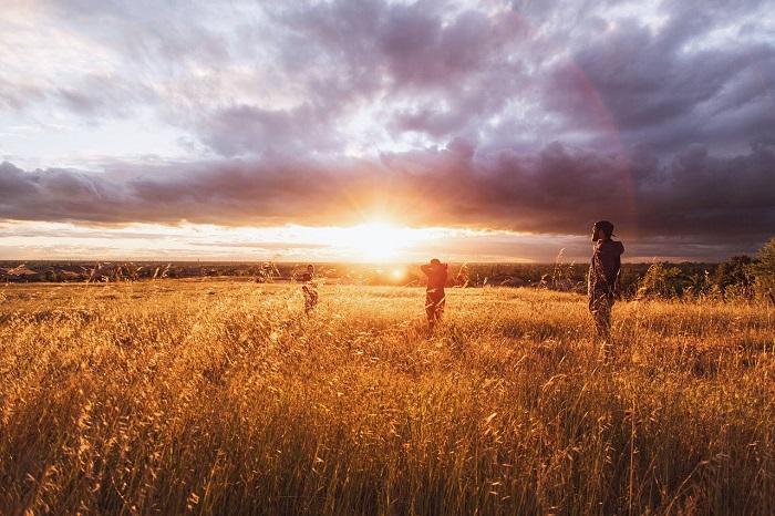 puesta de sol jalance